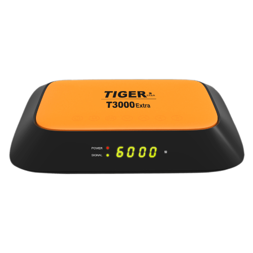 NEW UPDATE TIGER T3000 4k 12-09-2019