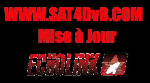 Nouvelle Mise à jour Echolink HD Open Vu 18-01-2020