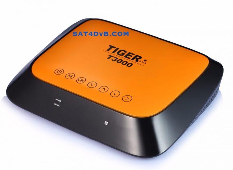 Tiger T3000 Android TV Box DVB S2