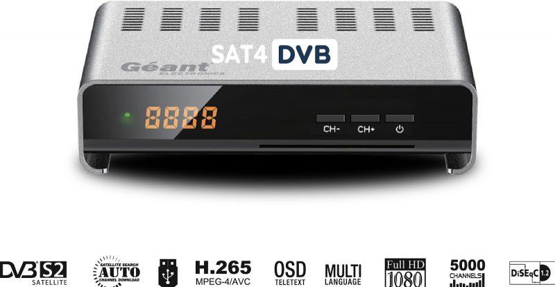 NouvelleMise à jour GN-6700 MINI HD 14-01-2020