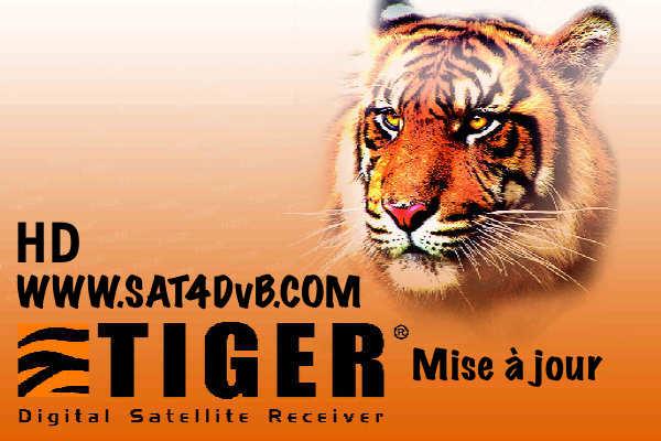 Nouvelle Mise à jour TIGER T HDV3.7418-01-2020