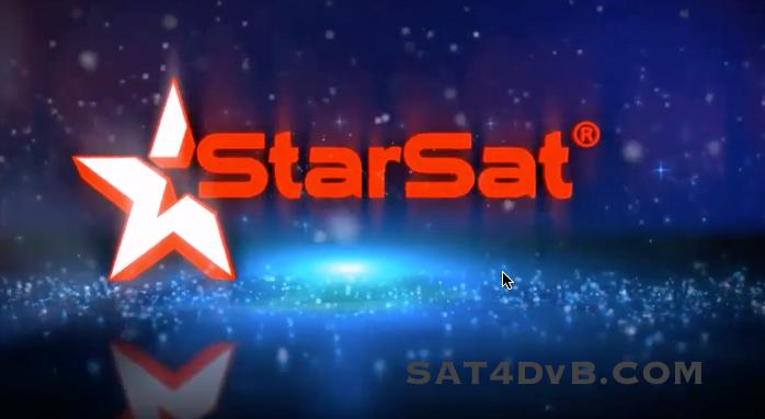 Nouvelle Mise à jour STARSAT HD V2.61 04-07-2020