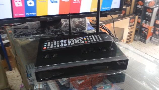 Nouvelle Mise à jour CONDOR A650 HD V3.4.2 22-01-2020