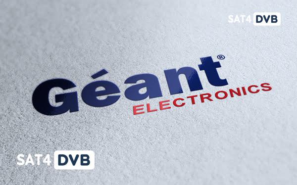 Nouvelle mise à jour Géant HD 11/12/2019