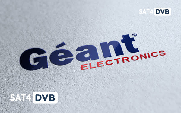 Géant Mini HD SAT4DvB 2019