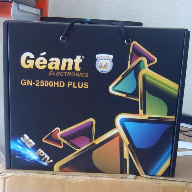 NouvelleMise à jour GN-2500 HD Plus 29-03-2020 v2.44