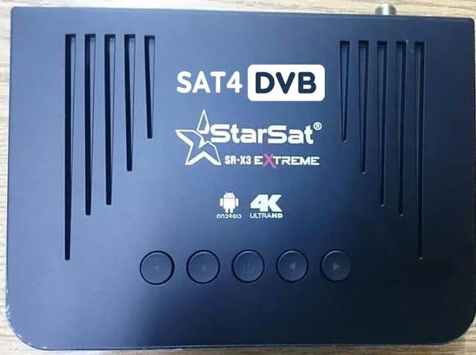 Nouvelle Mises à jour STARSAT 4K EXTREME 22-08-2019