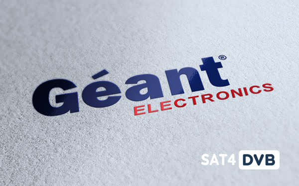 géant HD SAT4DvB