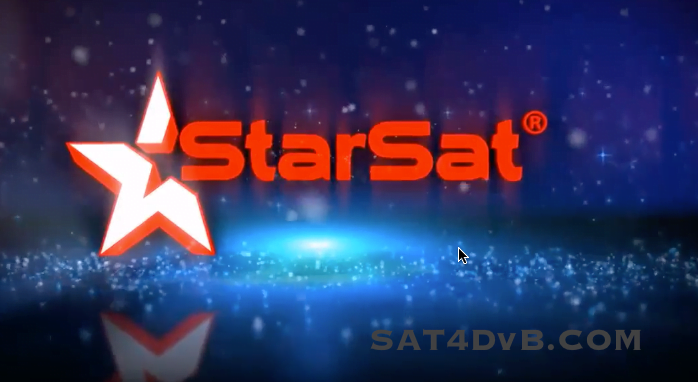 Mise à jour STARSAT HD V2.90 01-04-2021