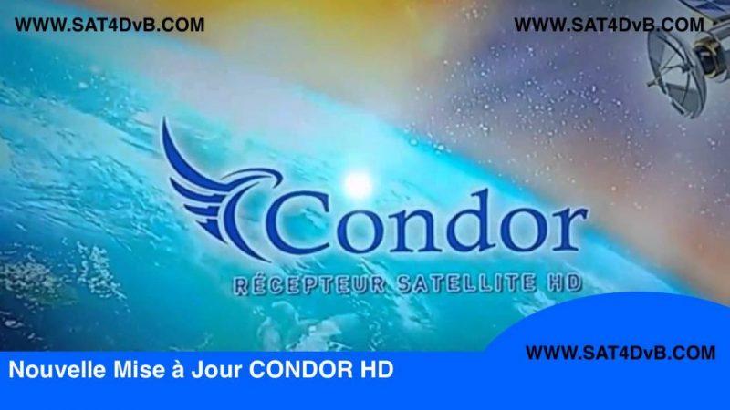 Mise à jour Condor L420HD 22-09-2019