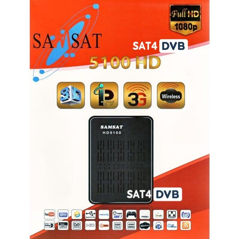 Dernière mise à jour SAMSAT 5100 SUPER 13/12/2019