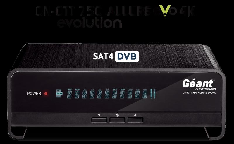 Mise à jour Géant GN-OTT 750 Evo v3.2.026-06-2021